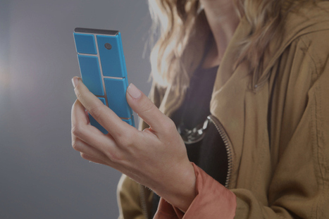 Google's Modular Ara Smartphone To Launch For The Public In January 2015 | | digital mentalist  and cool innovations | Scoop.it