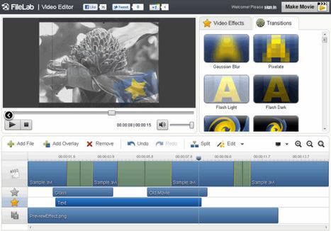 FileLab: Easy Video & Audio Editing Online | omnia mea mecum fero | Scoop.it