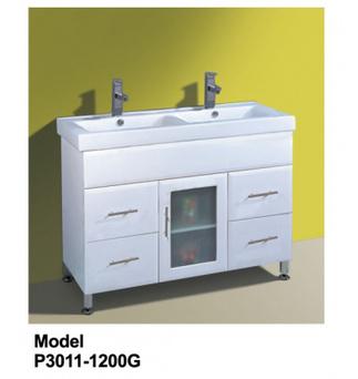 Rossto Vanities - Buy Glass Door Vanity P3011-1200G P3011-1200G at $570.00 Online | Custom Made Kitchens Renovation & Designs | Scoop.it