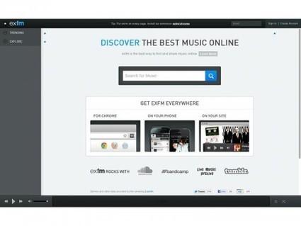 7 sites pour écouter de la musique gratuite en streaming | Music News | Scoop.it