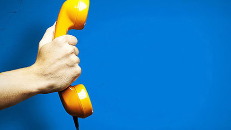 When It Comes to Sales, the Phone Is Your Most Powerful Tool - Entrepreneur | Commercial Real Estate Information | Scoop.it