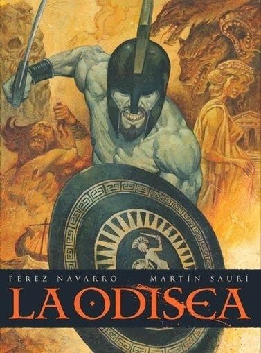 'La Odisea', edición a color | Mundo Clásico | Scoop.it