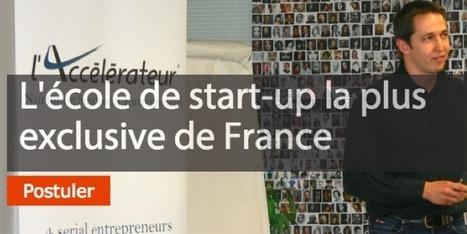 L'Accélérateur recrute sa prochaine promotion de startups   Webmarketing   Scoop.it