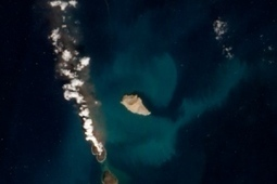Eruption in the Red Sea: images from the NASA EarthObservatory | Remote Sensing News | Scoop.it