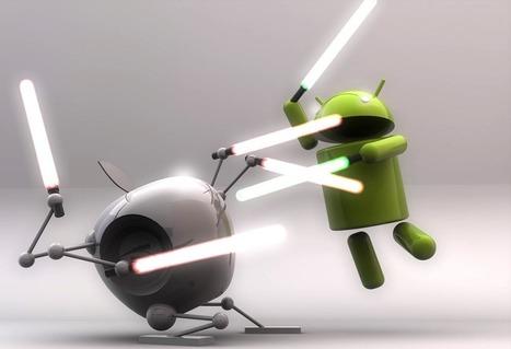 6 razones por las que usar un iPhone y no un móvil Android | m-Learning - CUED | Scoop.it