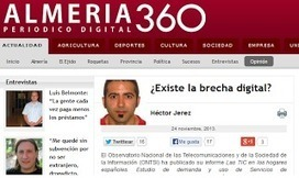 ¿Existe brecha digital? Mi nuevo artículo de prensa ya disponible | Politólogo en red | Scoop.it