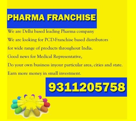 PCD pharma franchise | pharmaceutical franchise opportunities in india | pharma company | Scoop.it