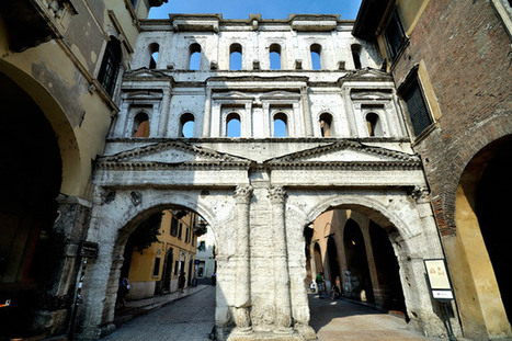 Verona's Porta Borsari and a Shakespearian tragedy | Italia Mia | Scoop.it