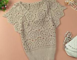 Women Cutout Handmade Crochet Batwi.. | Wedding Dress 2013 for cheap collection | Scoop.it