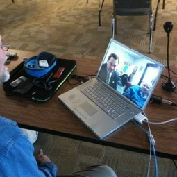 Google Hangouts May Be Ready To Eat Videoconferencing | CCC Confer | Scoop.it