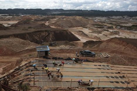 #Peru declares mercury #poison emergency due to gold #mining #health #pollution | GarryRogers Biosphere News | Scoop.it
