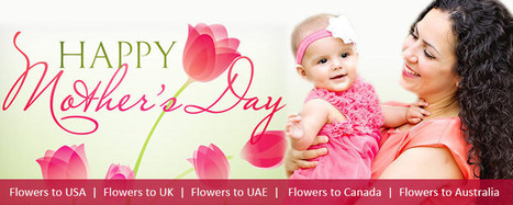 Send Mothers Day Flowers to India - Mothers day Flowers Delivery Online | Flowers4mothersday.Net | Mothers Day Flowers | Scoop.it