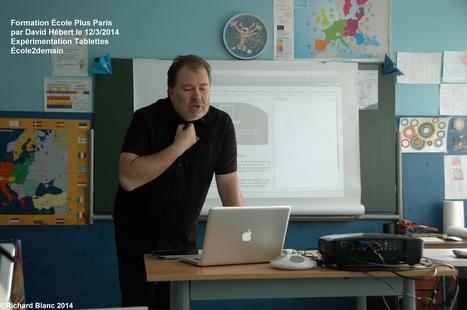 En complément de la tablette numérique Ecole Plus Paris utilise son projet pédagogique pour ses élèves handicapés lors de ses sorties scolaires   Ecole Plus Paris   Scoop.it