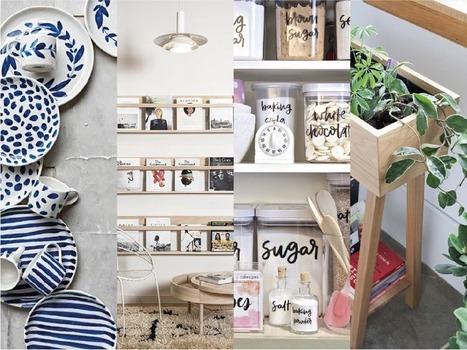 4 DIY originaux pour twister sa cuisine ! | décoration & déco | Scoop.it