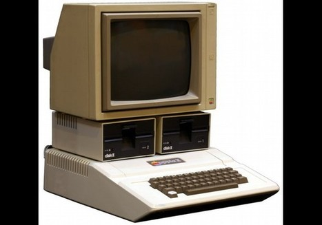 Apple II -- 1977 - The Evolution Of Apple - Forbes | Apple Research | Scoop.it