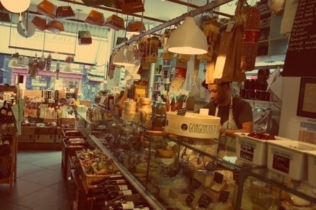 A London Institution: one of London's oldest and finest Italian delis : LINA | Italy in London | Scoop.it