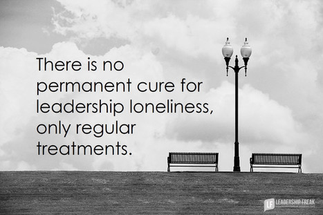 10 Reasons Leaders Feel Alone | 21st Century Leadership | Scoop.it