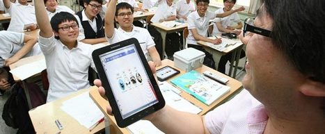 South Korean schools to get tablets instead of textbooks by 2015 | eLearning | Scoop.it