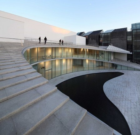 Tree Art Museum / Daipu Architects | ArchDaily | French language | Scoop.it