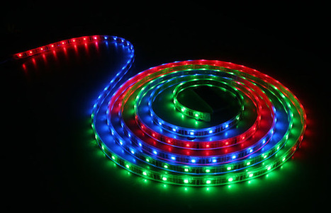 How To Choose The Best And Affordable LED Lighting Strips | LED Lighting Fixtures | Scoop.it