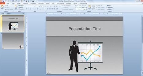 Más de 3000 plantillas gratis para presentaciones de PowerPoint ... | Digital Presentations | Scoop.it