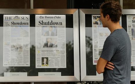 Shutdown coverage fails Americans | Al Jazeera America | Interesting Reading to learn English -intermediate - advanced (B1, B2, C1,) | Scoop.it