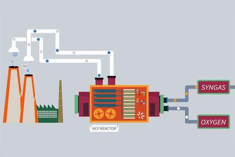 Le rêve de transformer le CO2 en carburant propre et rentable à portée de main | Information Technology for the Building Industry | Scoop.it