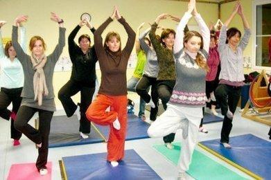 Le yoga au cœur d'un stage de relaxation - SudOuest.fr | Tout sur le Yoga | Scoop.it