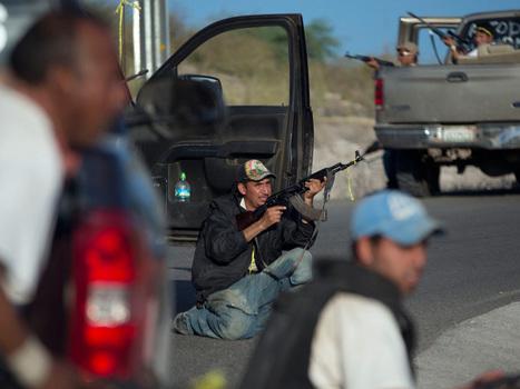 Agresión contra autodefensa deja 5 heridos y 1 muerto   democracia mx   Scoop.it