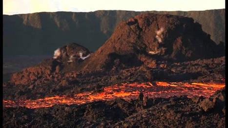 La Réunion: le Piton de la Fournaise entre de nouveau en éruption | Risques majeurs et gestion des sinistres | Scoop.it