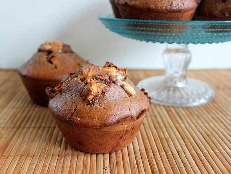 PicNic: Snickers Muffins | Recipes | Scoop.it