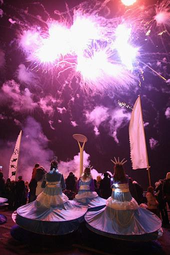 Le Burning the Clocks à Brighton - 21 Décembre 2012 | Apprendre langue étrangère - Voyages linguistiques | Scoop.it