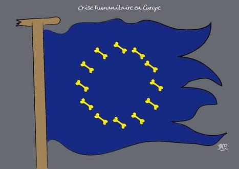 Rapport de la Croix-Rouge: La crise humanitaire en Europe - Investig'Action | Lecture citoyenne | Scoop.it