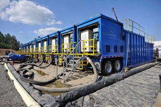 Hydraulic Fracturing Gives Rise to New Water-Treatment Technologies | Strengthening Brand America | Scoop.it