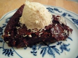 Brownie Coconut Pudding Cake | Yummy and Easy Dessert | Scoop.it