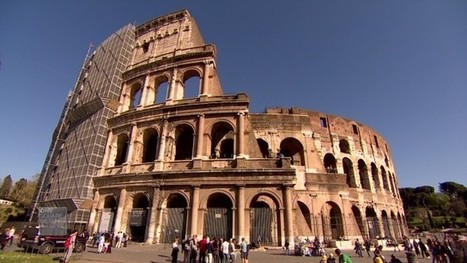 When in Rome... find a new way to maintain the Colosseum - CNN | HotelRomanceRome | Scoop.it