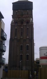 Water Tower to Former Lambeth Workhouse - Lambeth - Greater London - England | @TelecomGuru_Interesting | Scoop.it
