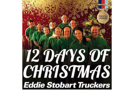 Eddie Stobart drivers release Christmas charity single | Christmas fundraising | Scoop.it