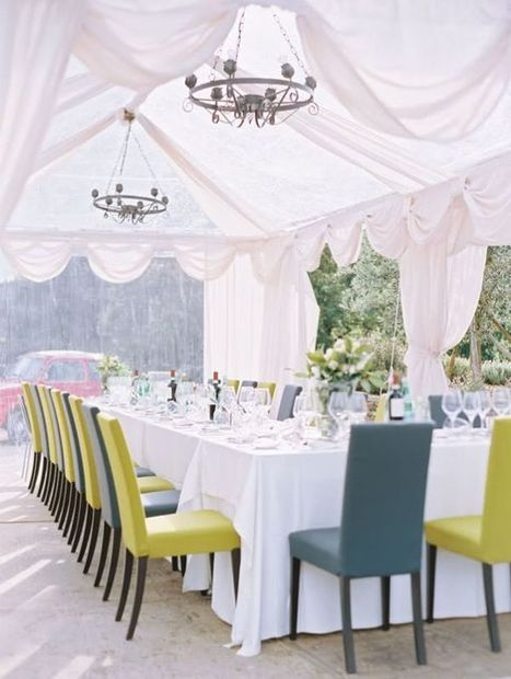 Inspired by these Tent Celebration Wedding Ideas | Inspired by This Blog | Non solo weddings | Scoop.it