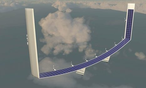 Boeing patents first solar powered plane that can fly forever. It can replace costly satellites – PatentYogi | Post-Sapiens, les êtres technologiques | Scoop.it