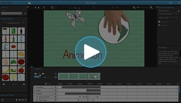Moovly - Create Animated Content like a Pro | 21st Century Tools for Teaching-People and Learners | Scoop.it