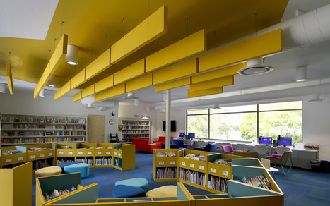 Victoria's new library grabs ideas from farmhouses and the Apple Store | Educational Technology Integration | Scoop.it