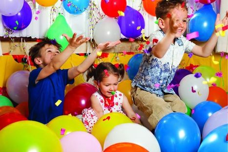 10 Easy Birthday Party Games for Kids | Kids Magic Show | Scoop.it