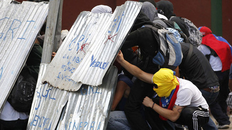 Thousands of protestors march in Venezuela despite Carnival holiday | The Raw Story | Americans for Political Change | Scoop.it