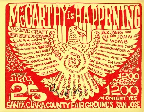 Blueprint for the Occupy Movement? Read the Protest Manifestos of the 1960s | A Cultural History of Advertising | Scoop.it