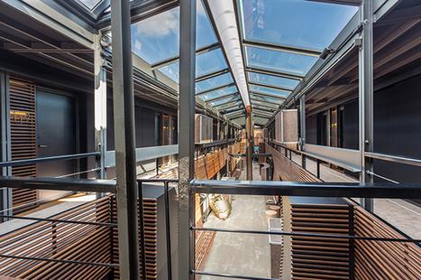 Le OFF, hôtel flottant à Paris   Les Gentils PariZiens : style & art de vivre   Scoop.it