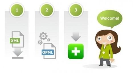 Netvibes nos explica cómo migrar nuestros canales RSS de iGoogle | E-Learning, M-Learning | Scoop.it