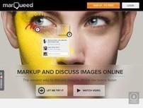 Marqueed. Discuter autour d'une image avec la classe. | Les outils du Web 2.0 | Scoop.it