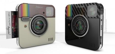 Officiel : un appareil-photo Polaroid pour Socialmatic | Veille web-technologique | Scoop.it