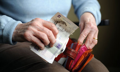 One in five retiring in 2013 'will be below poverty line' | A2 Economics Unit 4 | Scoop.it